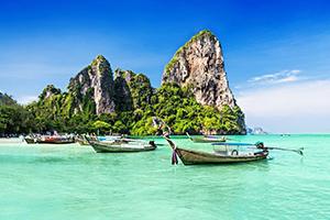 Keliones i Tailanda